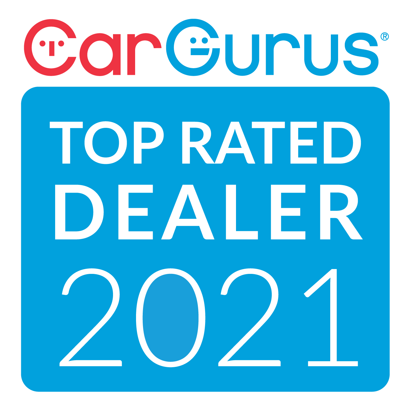 2020 Top Rated Dealer