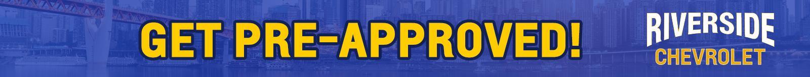Get Pr- Approved | Banner