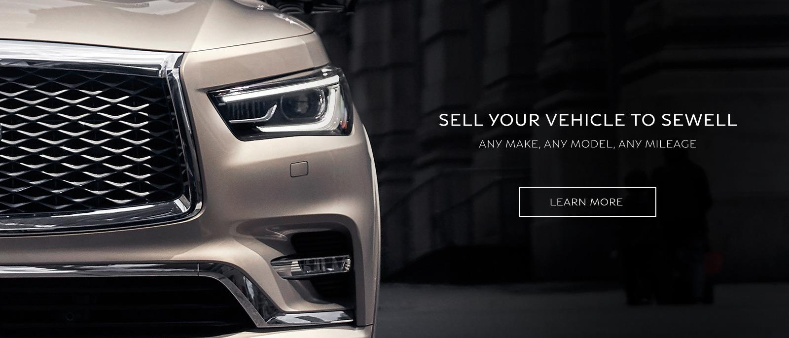 Sell Your Vehicle to Sewell