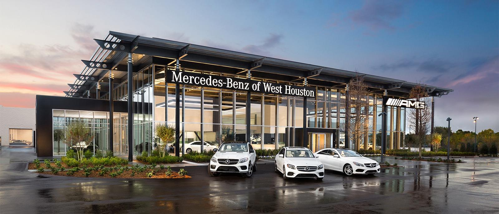 Sewell Mercedes-Benz of West Houston