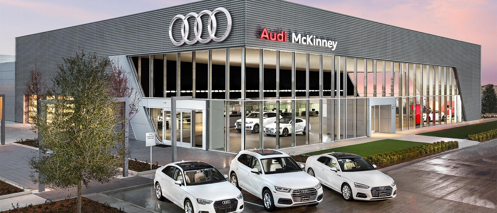 Sewell Audi McKinney