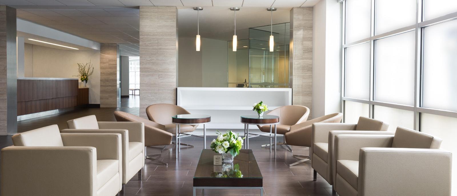 Sewell Customer Lounge